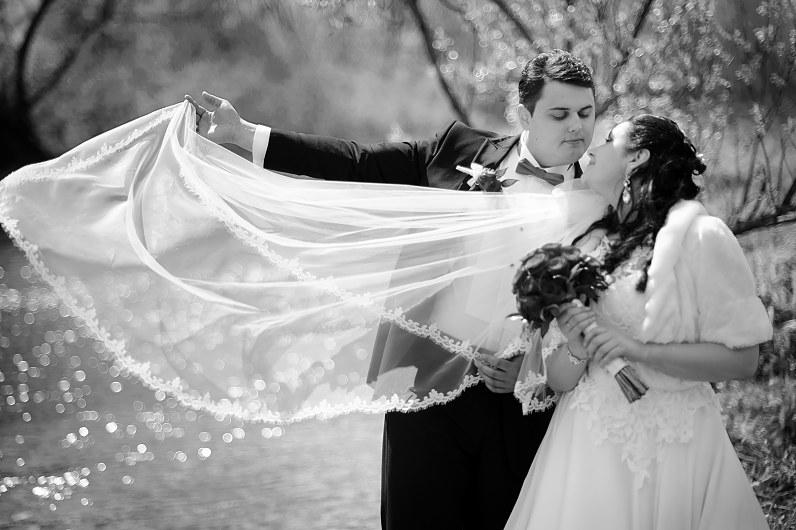 vestuvių fotosesija prie Vištyčio ežero