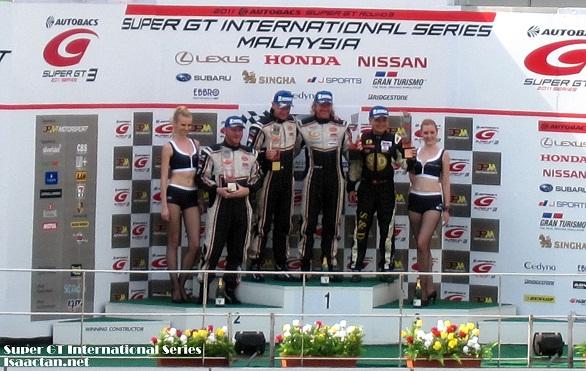 Super GT 2011