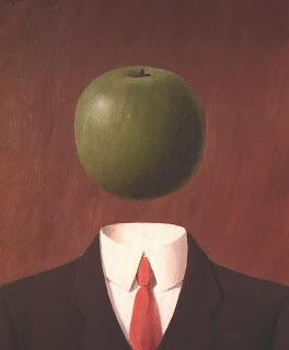 Manzana - René Magritte