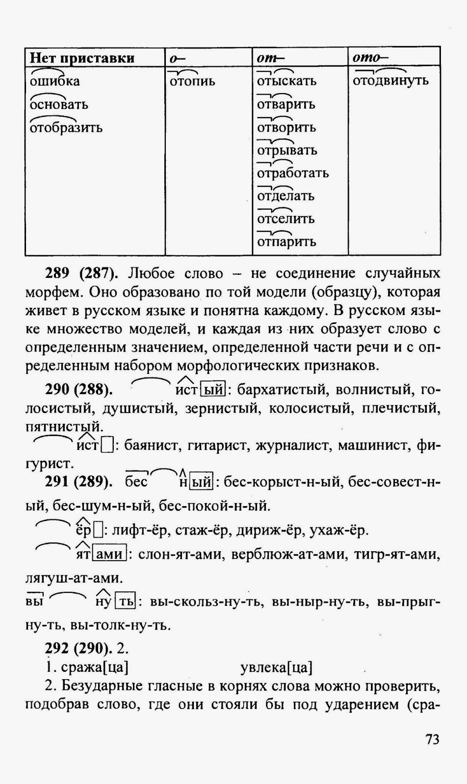 Решебник по русскому языку для 6 Класса М.м.разумовской П.а.леканта