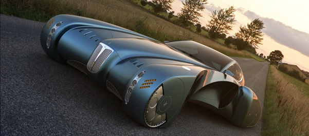 Bugatti Type 57SC Atlantic  luxury car