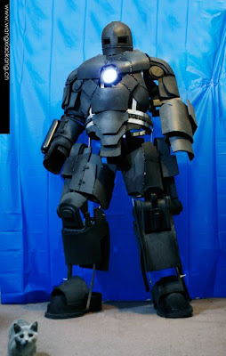 The Real Iron Man Suit Found in China Seen On www.coolpicturegallery.us