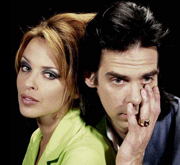 where the wild roses grow nick cave kylie minogue relationship