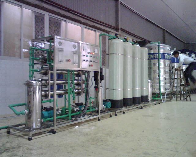 Máy lọc RO công nghiệp tại Thanh Hóa