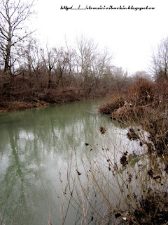 рыбалка на реке Абин