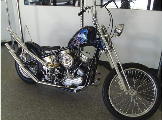 Harley-Davidson Bobber Choppers