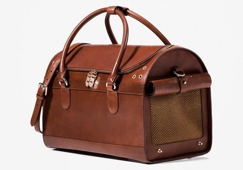 bolsa de viaje para mascotas Massimo Dutti