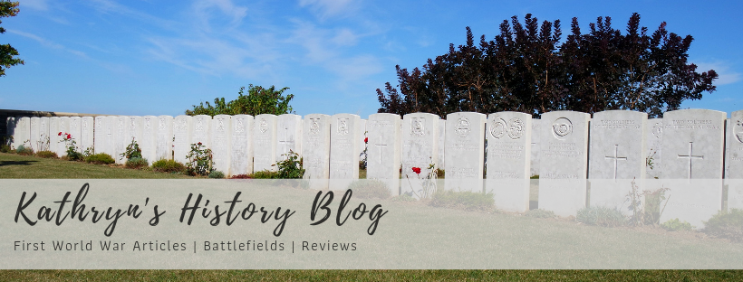 Kathryn's history blog
