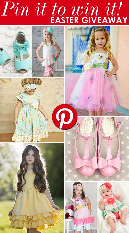 Easter dresses for girls 2015
