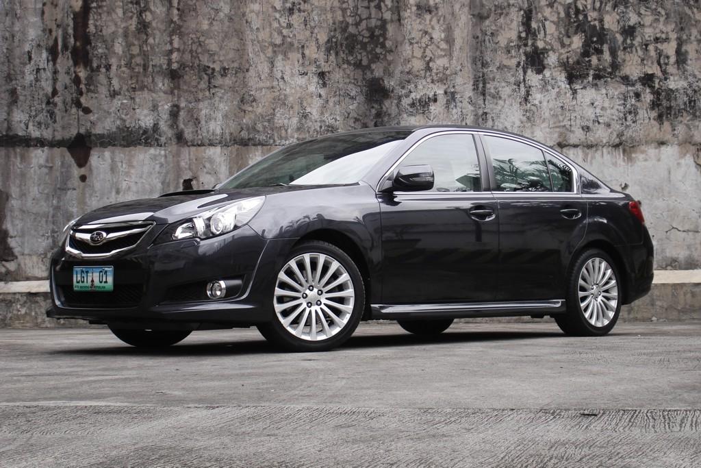 review 2012 subaru legacy gt sedan philippine car news car reviews automotive features and. Black Bedroom Furniture Sets. Home Design Ideas