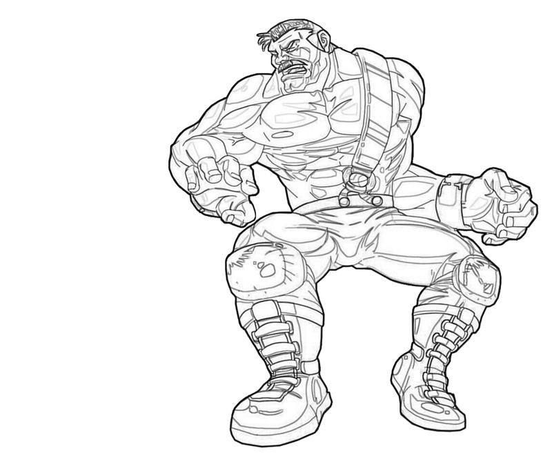 haggar-power-coloring-pages