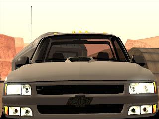 2000 Chevrolet Silverado camo