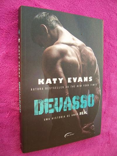 Devasso - Katy Evans (Real - Livro 04)