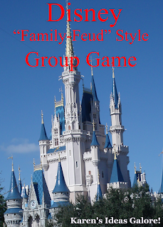 Disney Family-Feud Style Group Game