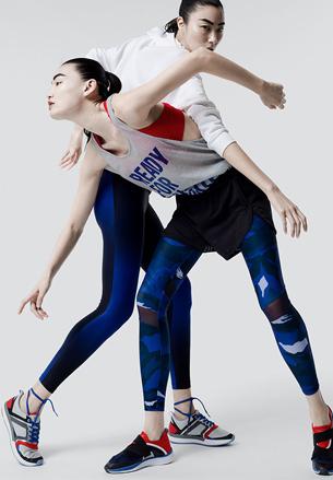 ropa deportiva nueva colección Oysho Gymwear primavera verano 2016