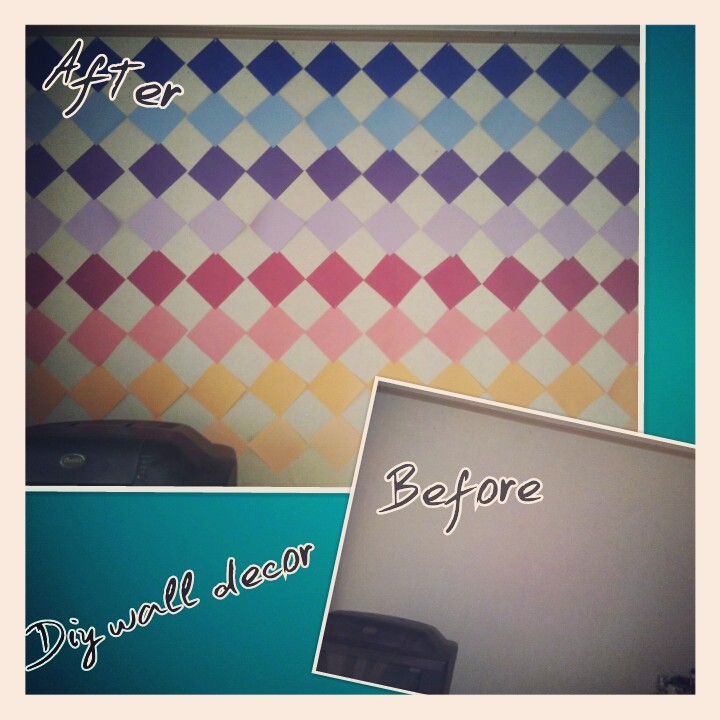 Diy Wall Decor For Party : The craft flair diy wall decor photo booth backdrop