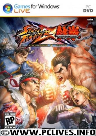 Street Fighter X Tekken cover wallpaper download