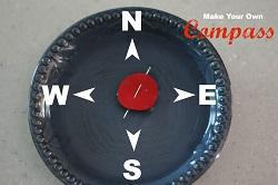 Membuat Kompas dari Jarum