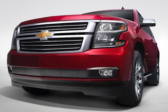 2015 Design Chevrolet Tahoe show
