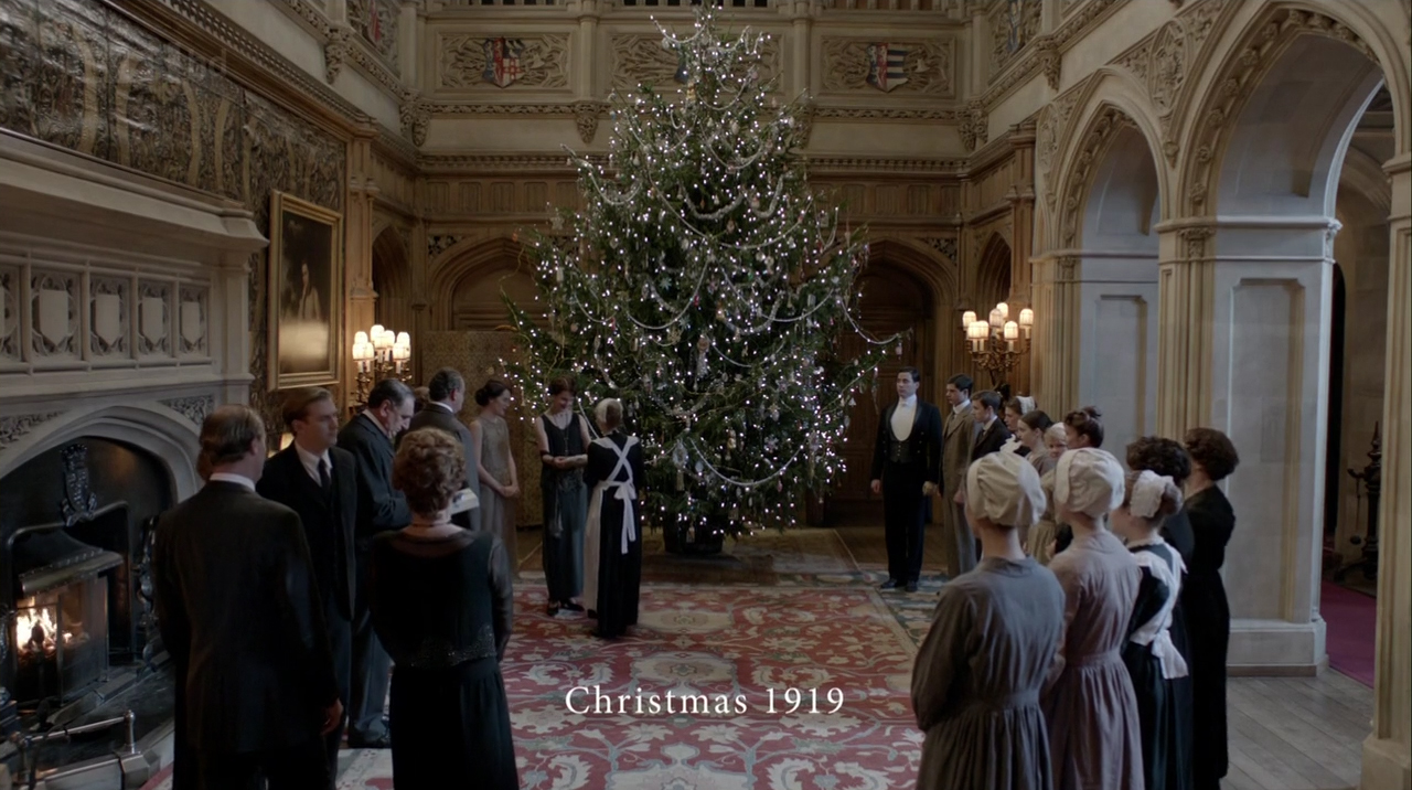 Downton Abbey: Christmas Special (Spoilers)