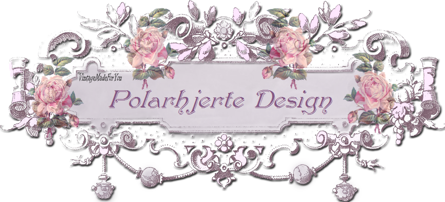 Polarhjerte design