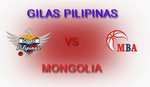 Gilas Pilipinas vs Mongolia Classification Game Results, Highlights & Video