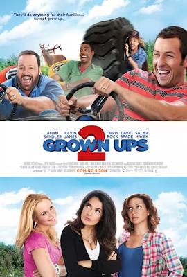 Grown Ups 2 poster large