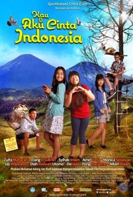 Film Kau dan Aku Cinta Indonesia | Movie Download