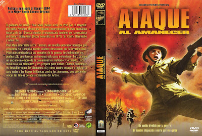 Ataque al amanecer | 1942 | Commandos Strike at Dawn