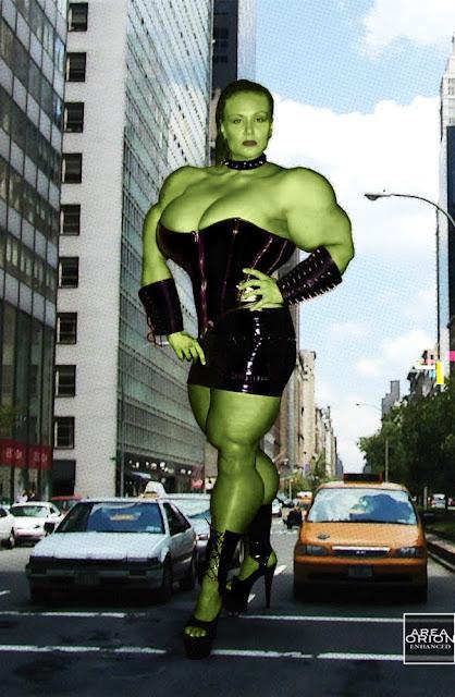 Hellga Hulk