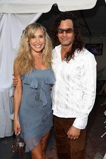 Mario Cimarro and Natalia Streignard'