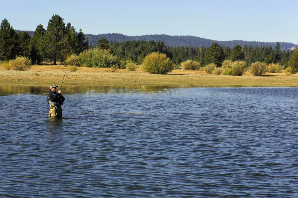 jon baiocchi fly fishing news lake davis update fishing