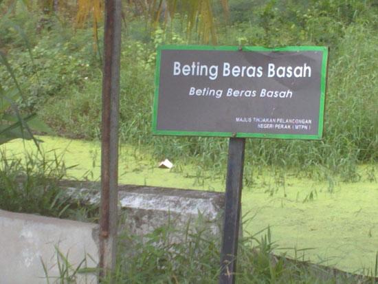 Beting Beras Basah, Bagan Datoh, Perak