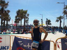 Triatlón de Cádiz.