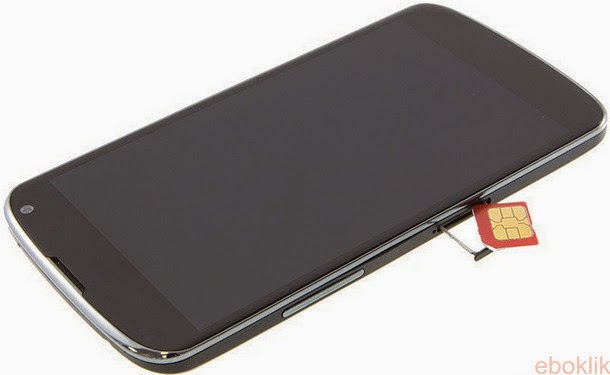 Spesifikasi LG Nexus 4 E960