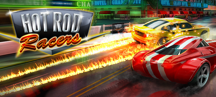 Hot Rod Racers Apk v1.0.3 Mod [Unlimited Coins / Unlocked]