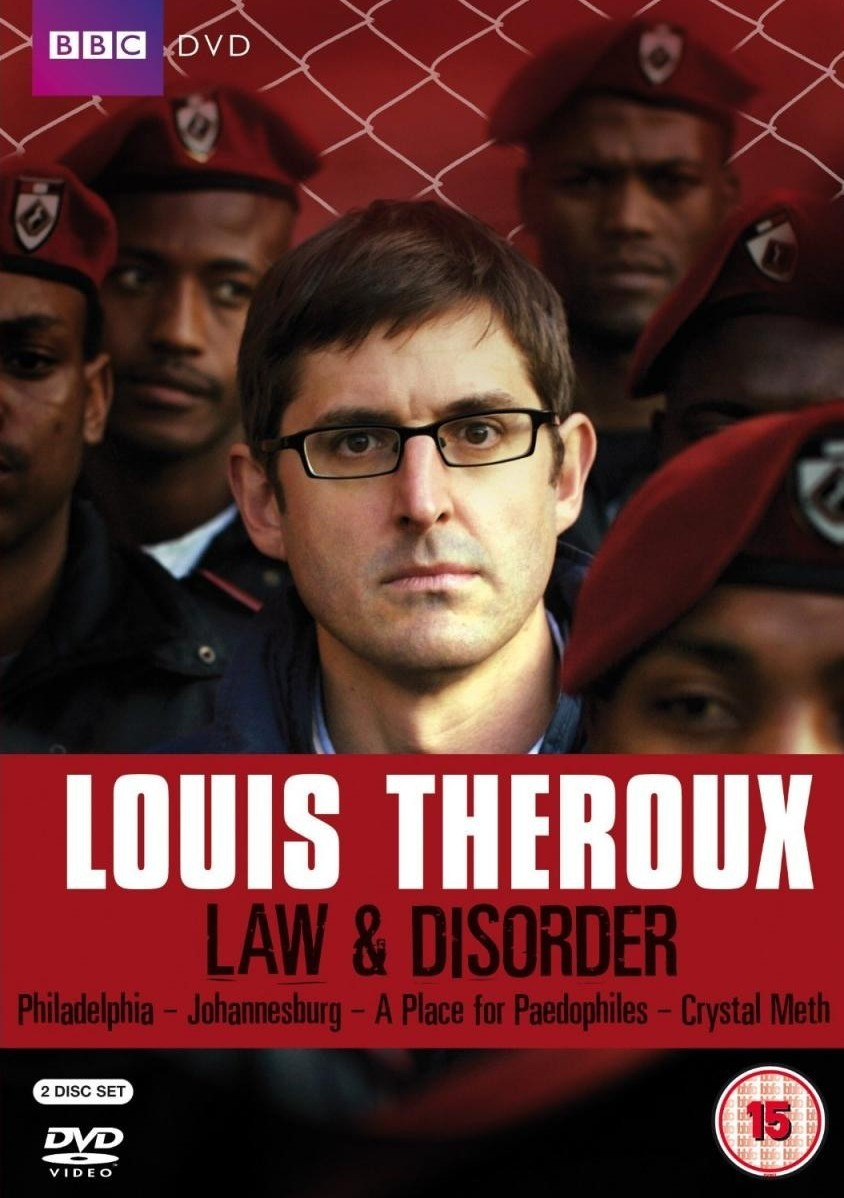 Louis Theroux - Ley y