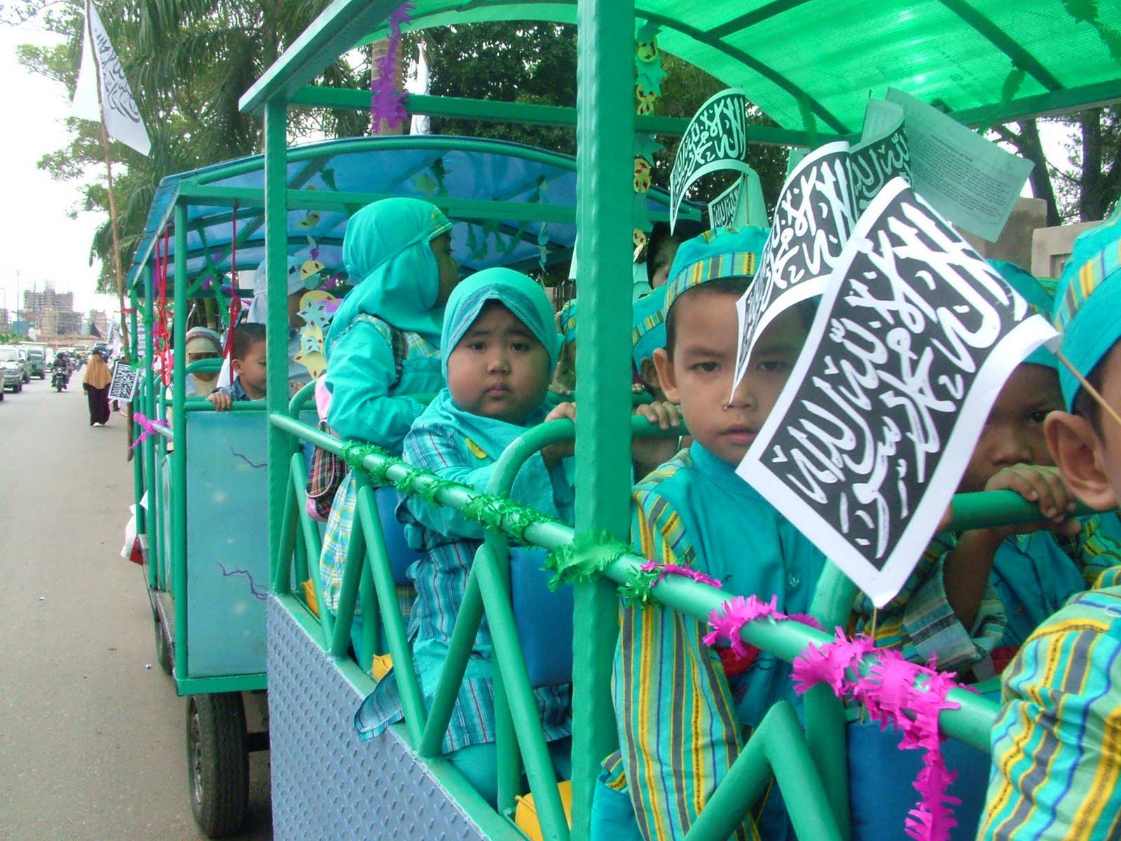 Bulan Ramadhan 2011 ke Istimewaan Bulan Ramadhan