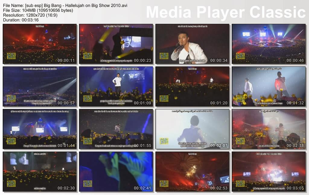 LLTKpop: **[Perf] Big Bang - Halelluya on Big Show 2010