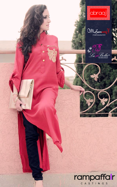 Abraaj Winter Collection 2013 For Women By Fashion She9