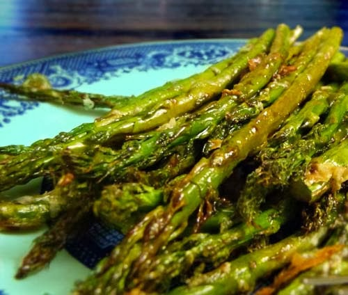 Simple and Tasty Roasted Asparagus. Great as Appetizers, Side Dish ...