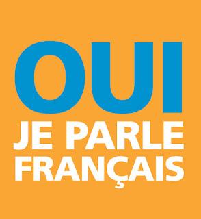 نعم أتحدث الفرنسية