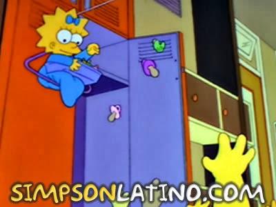 Los Simpson 4x02