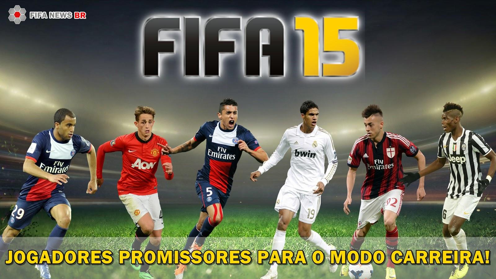 Fifa 15 Modo Carreira Fifa News Br