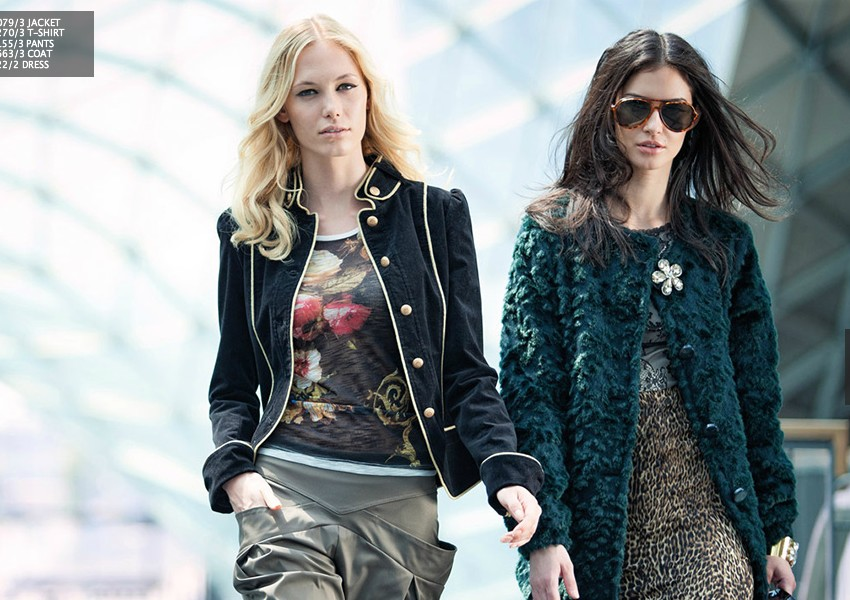 rinascimento 2013 fashion trends for fallwinter