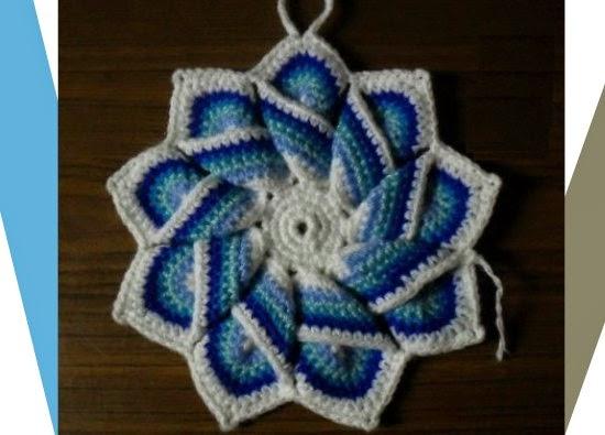 Patrones crochet - Puntas de ganchillo ...