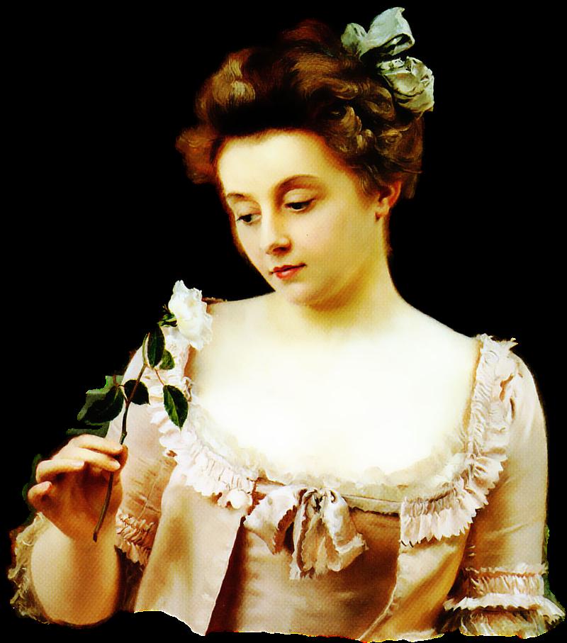 mujeres 1890