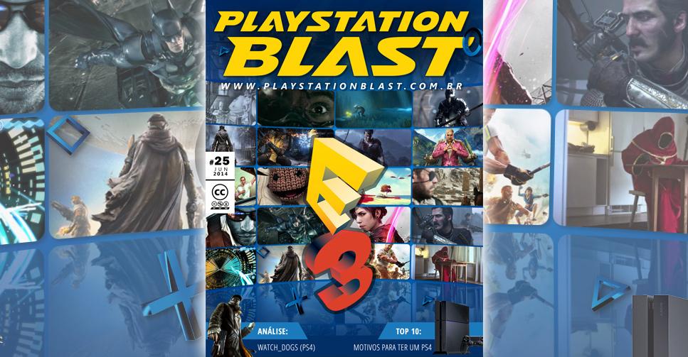 Revista PlayStation Blast Nº25 Douglas_Fernandes_rev_psb25