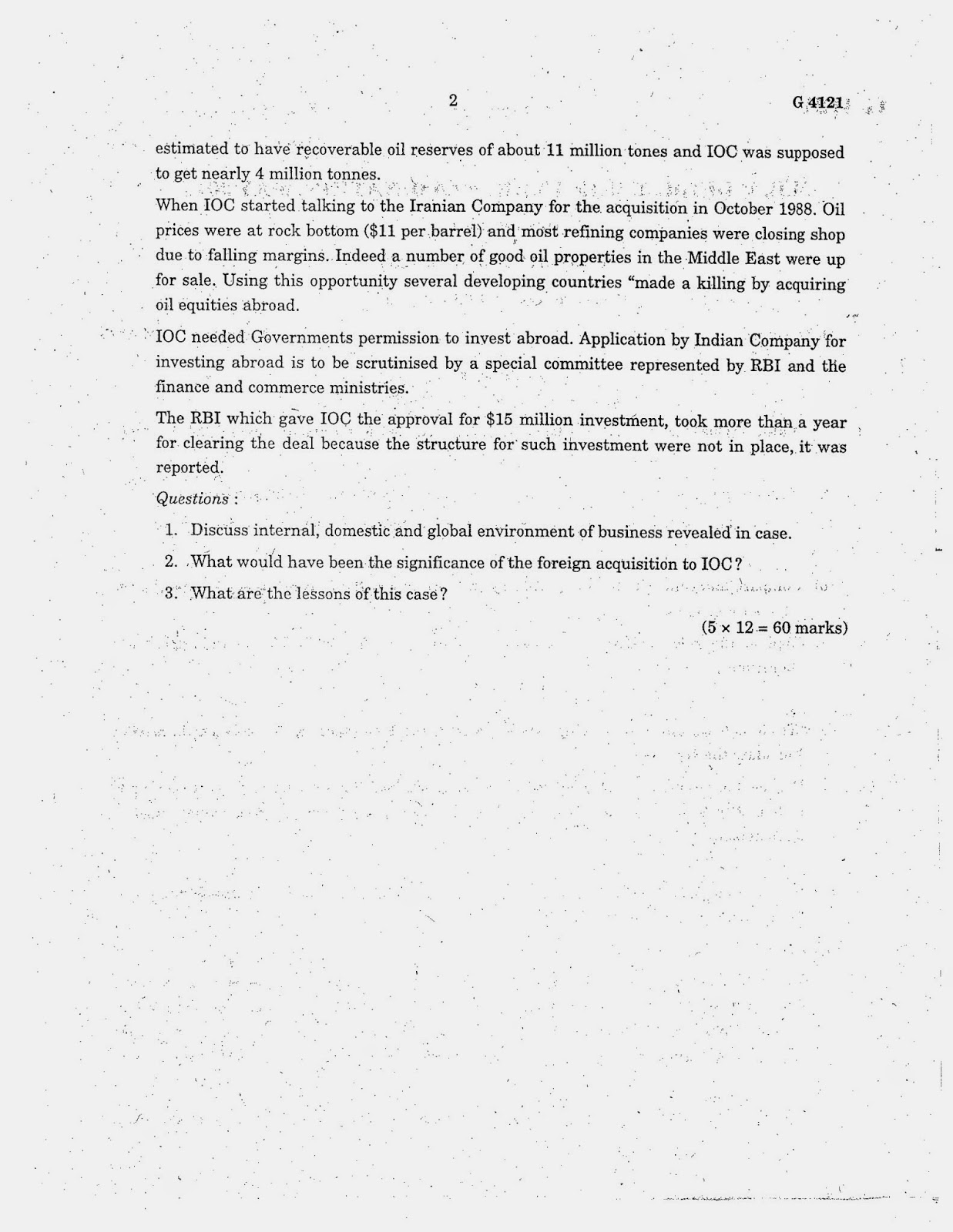 marian library mg university mba third semester question paper 2014 posted by marian library at 00 32