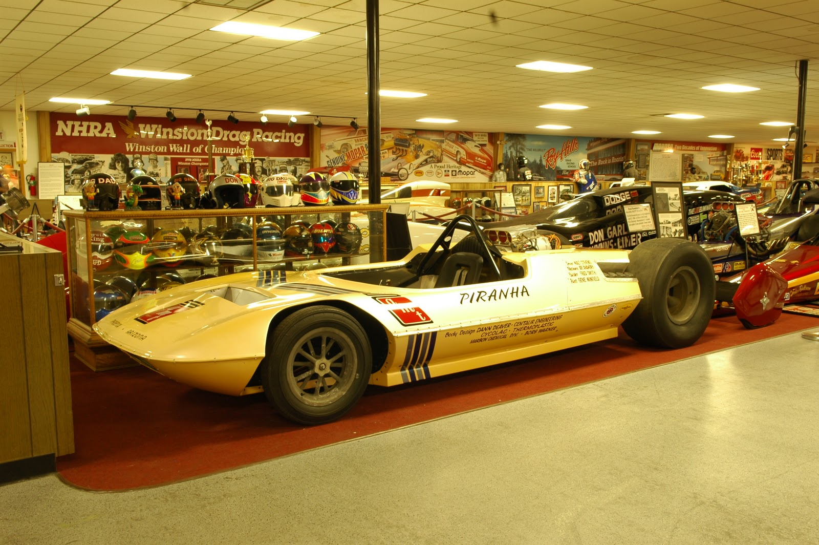 Darryl Starbird Bubble Top King And More King Of Drag Racing Don - Don garlits museum car show